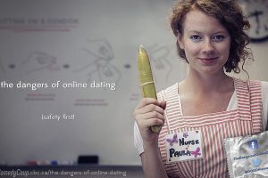 """""""The Dangers of Online Dating"""" now on Youtube"""